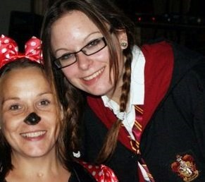 Linzi and her daughter Beth.