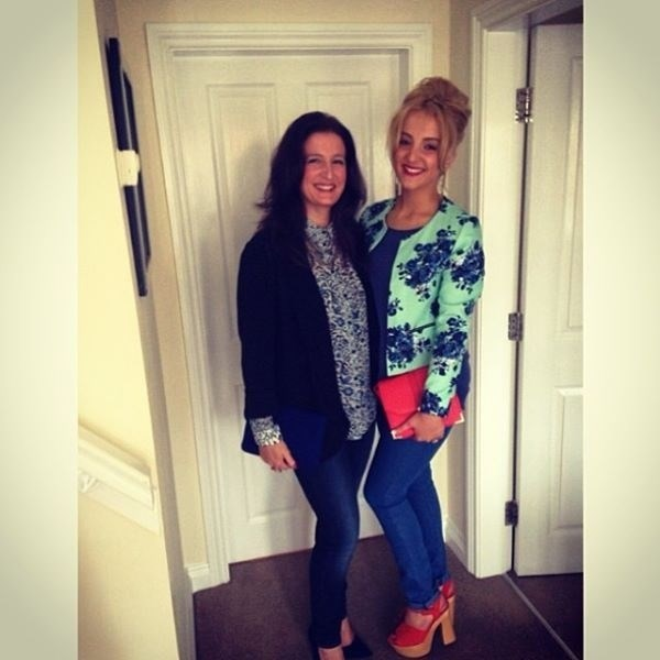 Our girly night out x