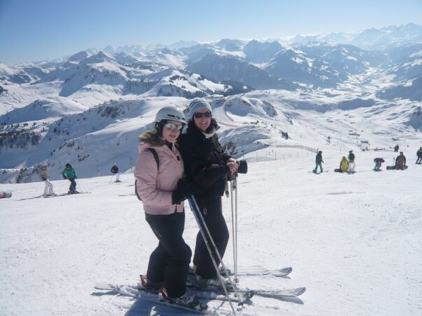 Fun on the slopes - Kitz xx