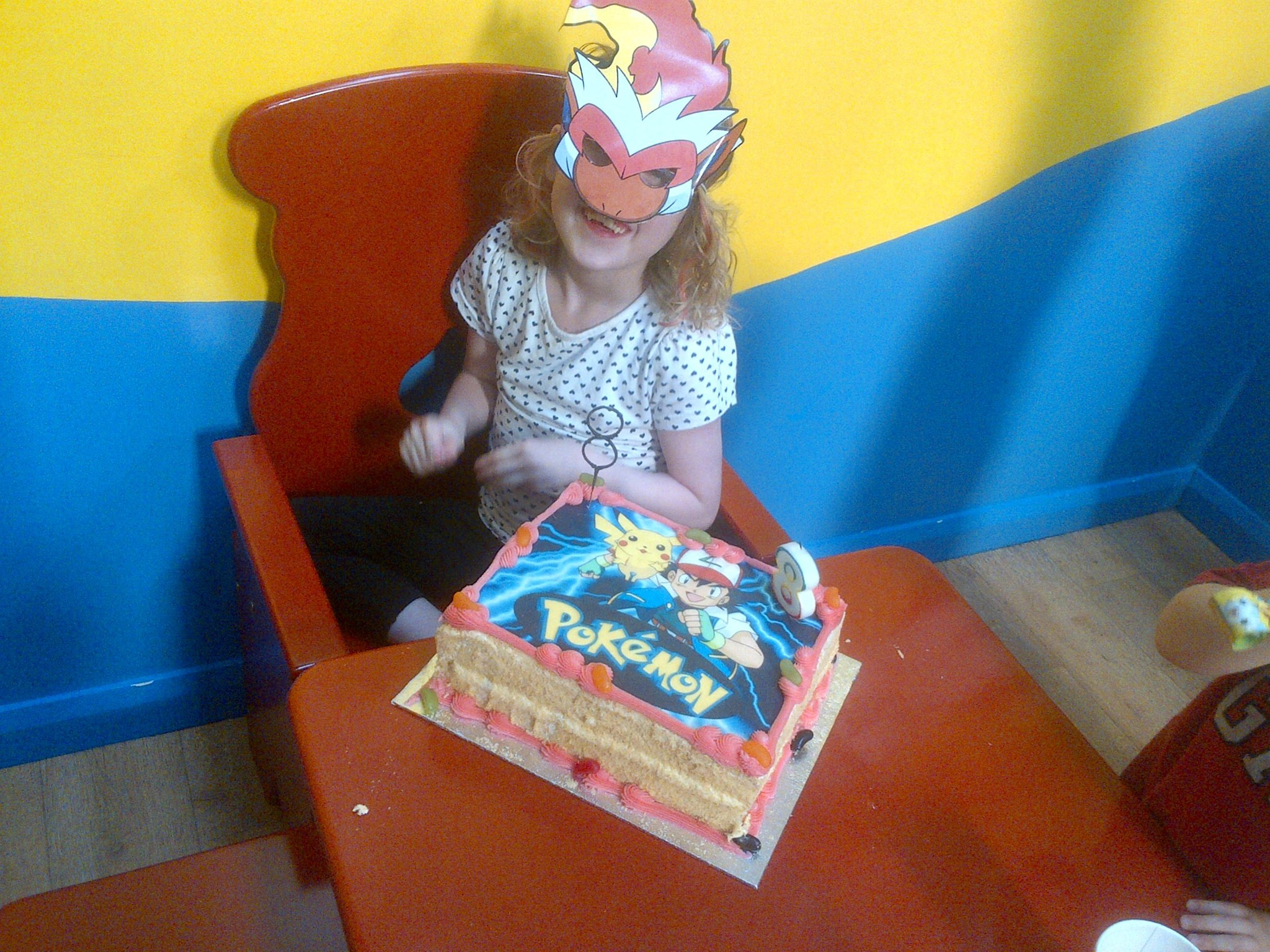 Orla's 8th Birthday at the funhouse