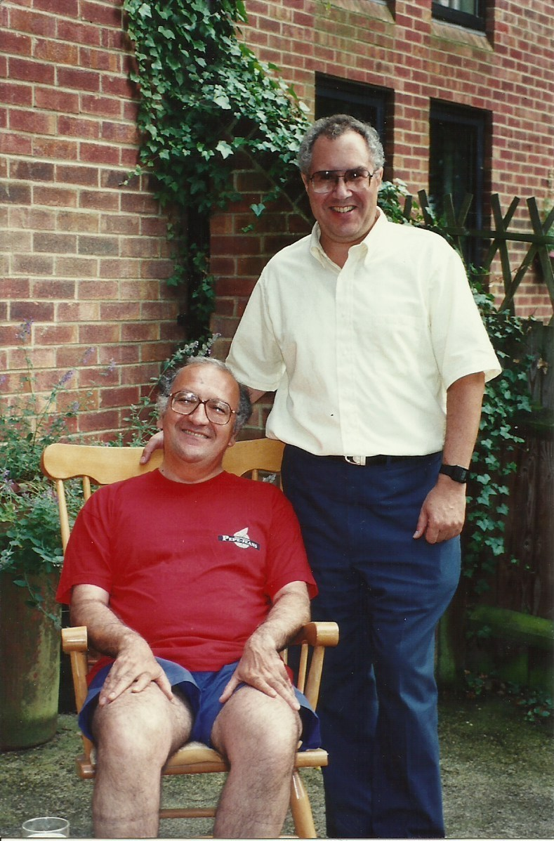1994 - Reza and Jere L. Bacharach in Oxford