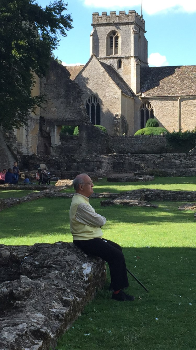 Dr Shikh's favourite place, Minster lovell - Aug 2015