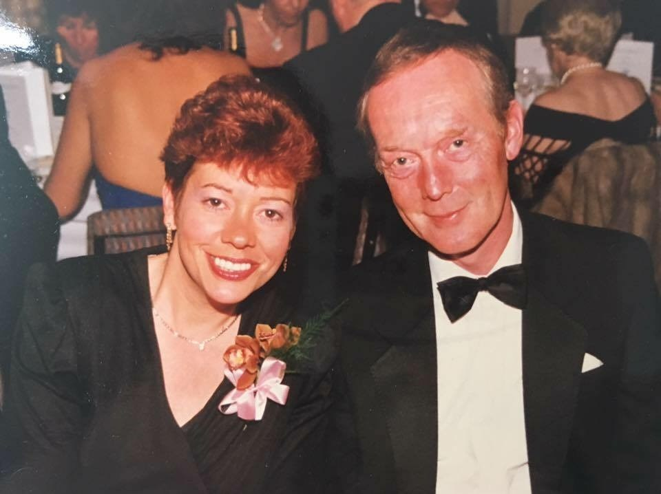 David and his wife, Janet
