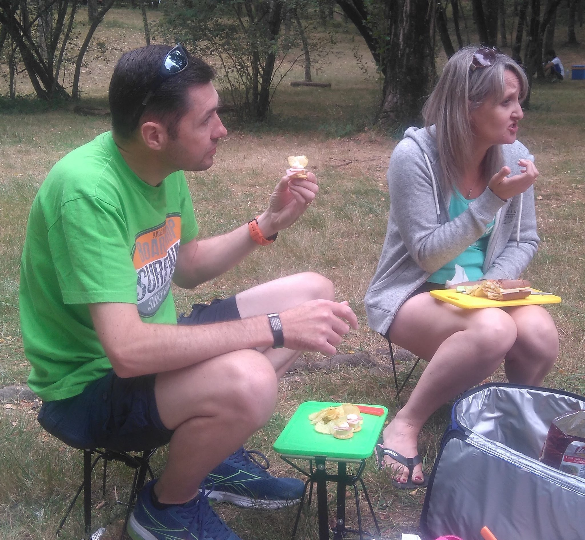Gluten Free Picnic in France with Family and Friends