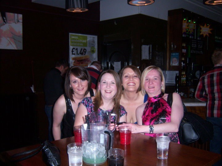 One of many evenings out xx