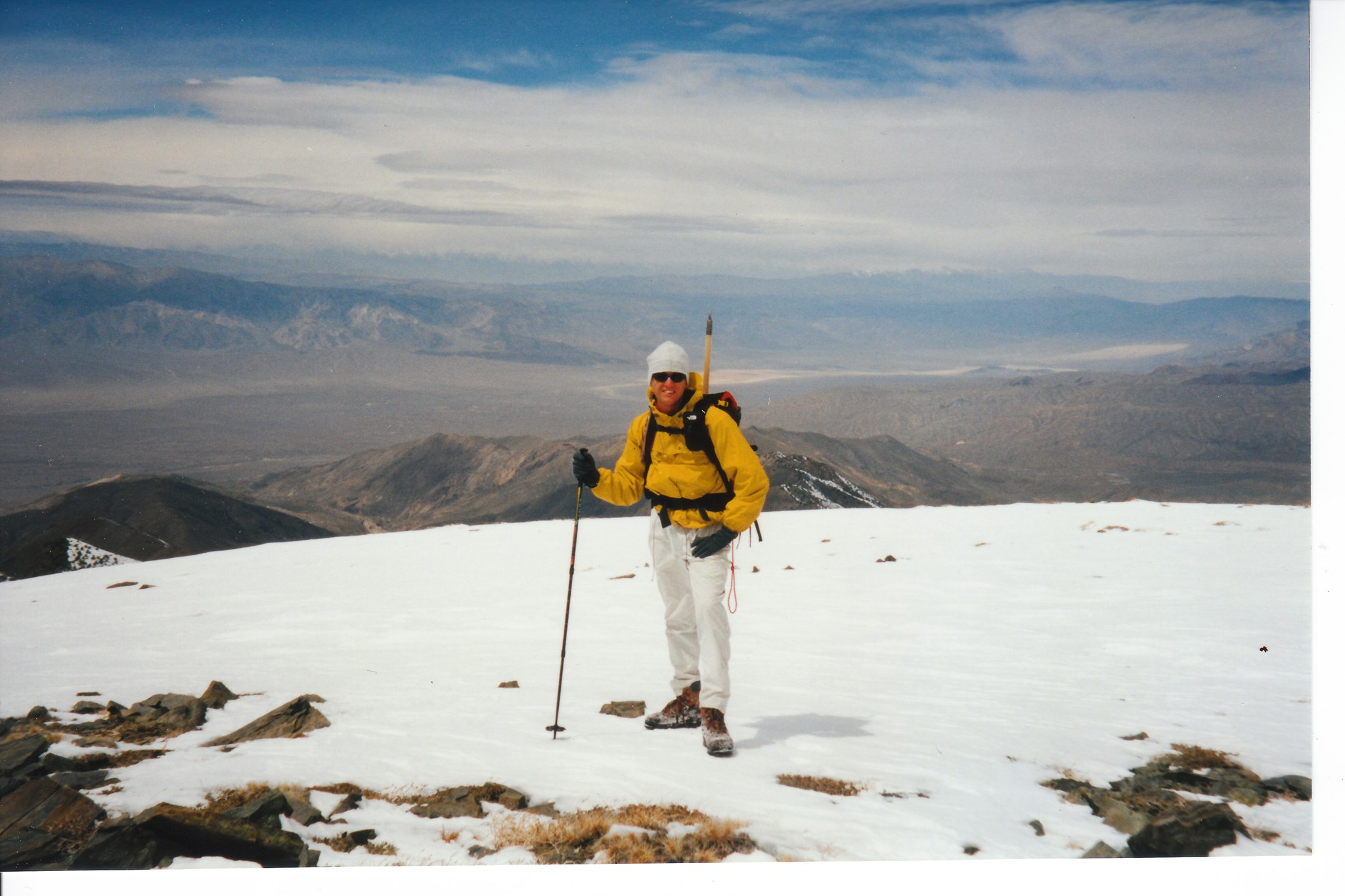 Telescope Peak, Death Valley 1998