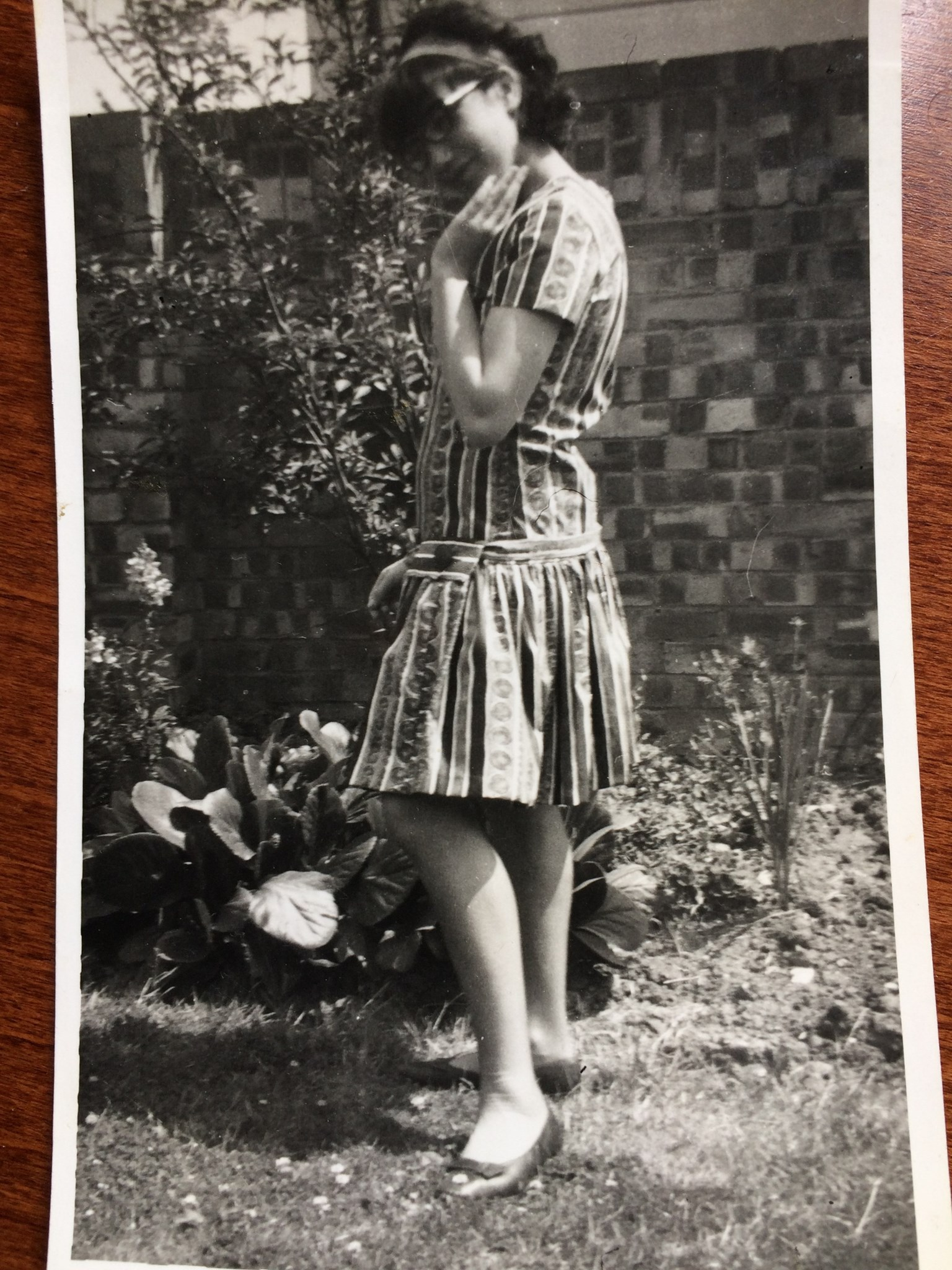 Helen - about 1962