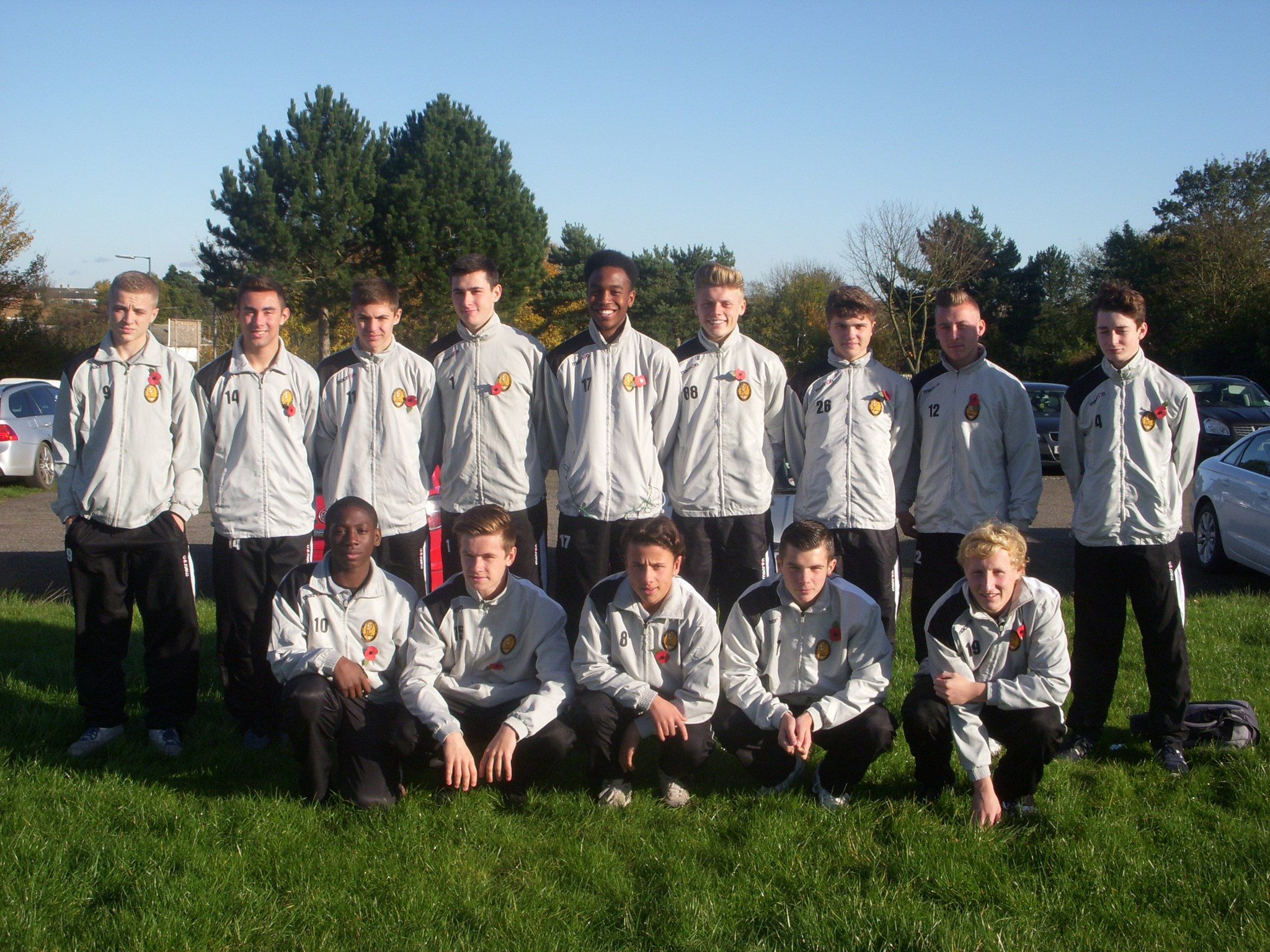 East Thurrock under 16's