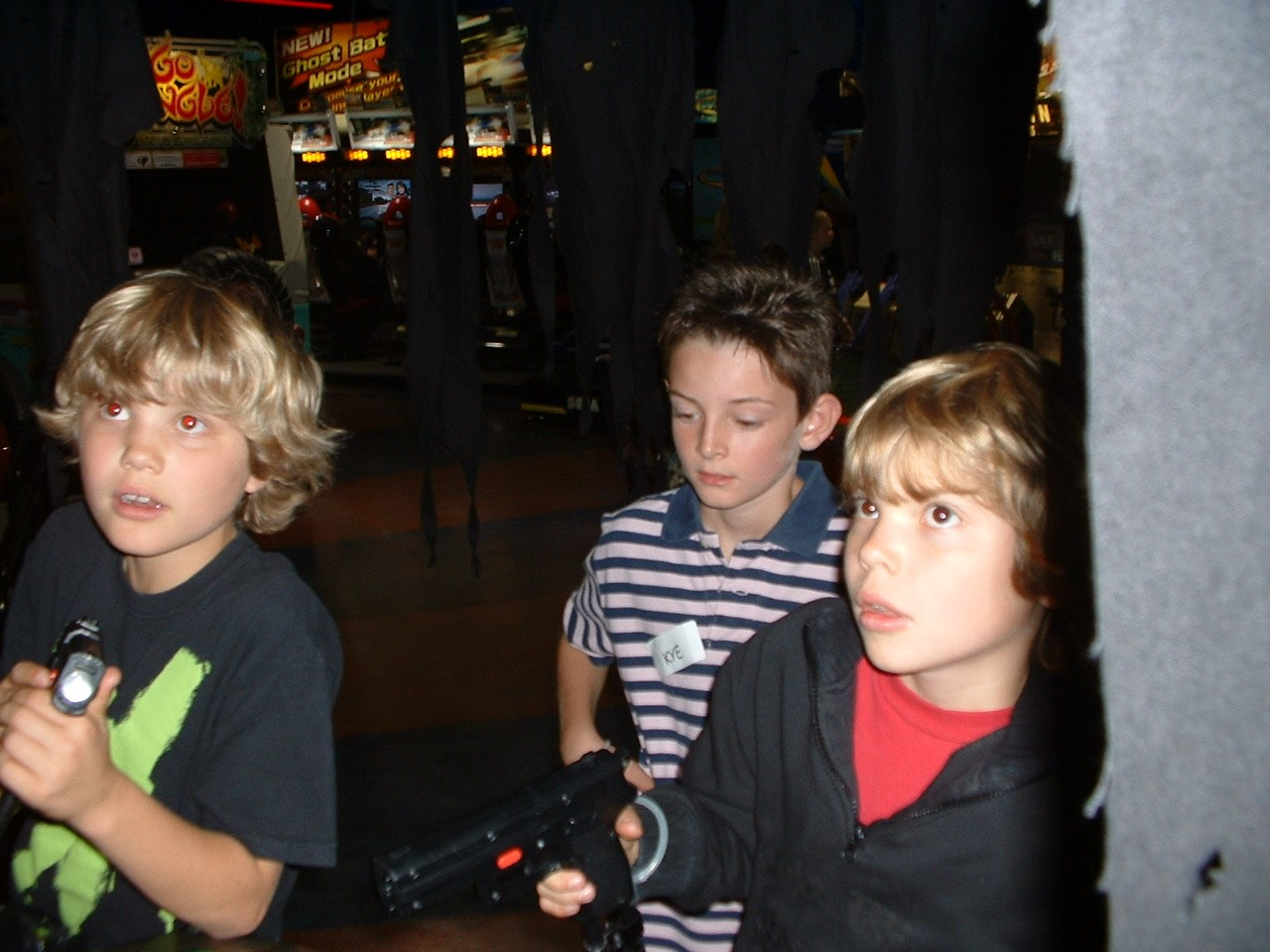 KYE'S BIRTHDAY AT NAMCO WESTMINSTER 2008