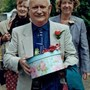 Uncle Mike, Rosemary and Ju arriving at my wedding on 19th May 2007