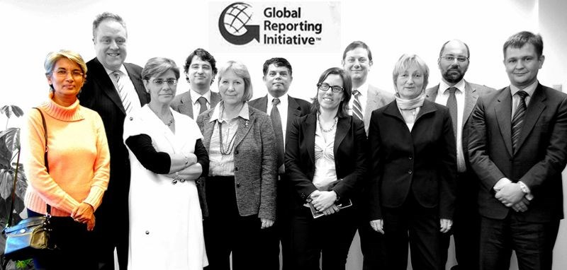 Angela, founding member of GRI's Governmental Advisory Group