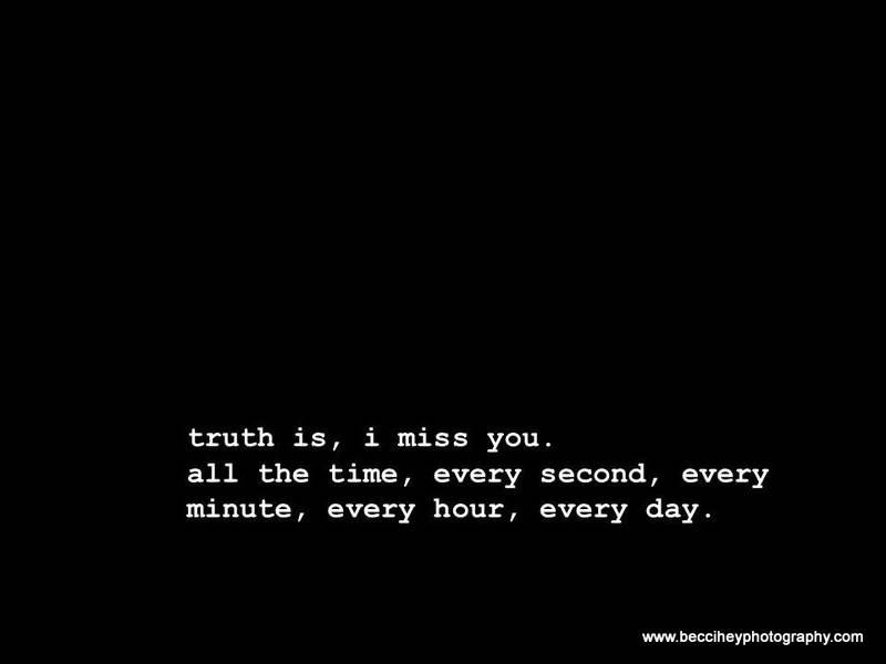 Truth is....