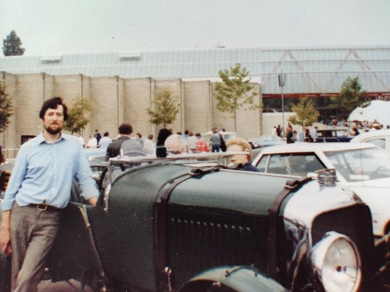 Vintages cars and old bangers were a lifetime passion xxx