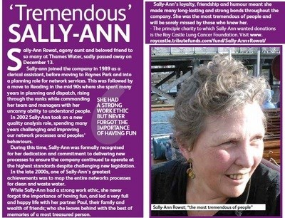 TW article on Sally