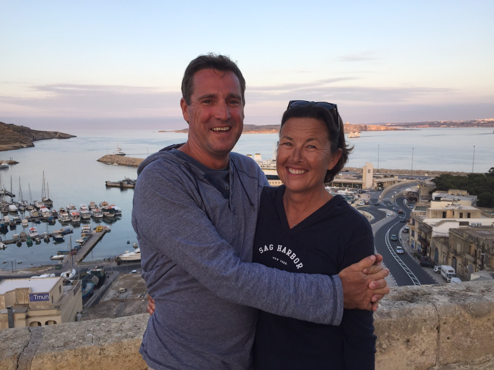 Was thrilled when Juliet  & Rigs went to visit my country of Malta and the Island of Gozo