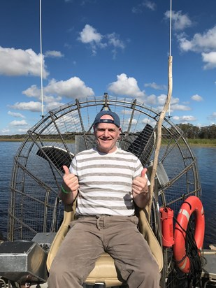 King of the Airboat