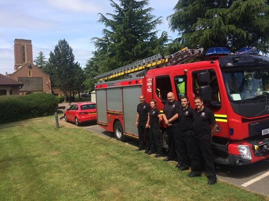 Thanks to the crew from Coventry Central