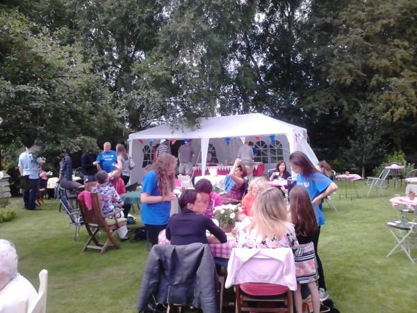Tea Party 2nd August 2015