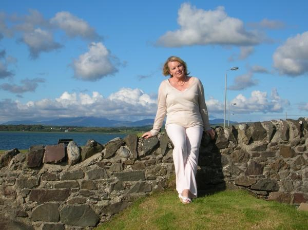 Chrissy in 2007 - Islay