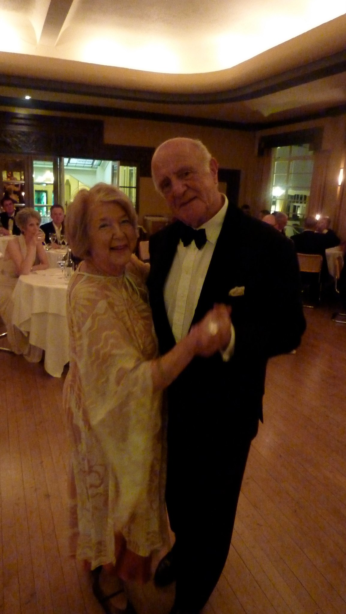 Wonderful memories of the 50th Wedding Anniversary in Bellagio