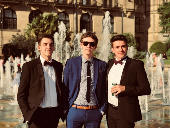 Geography End of Year Ball