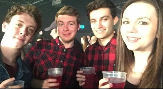 Night out at the Leadmill