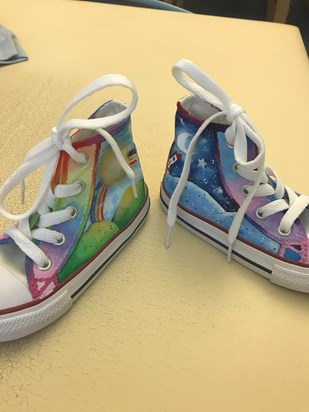 Maisie's Supershoes 2