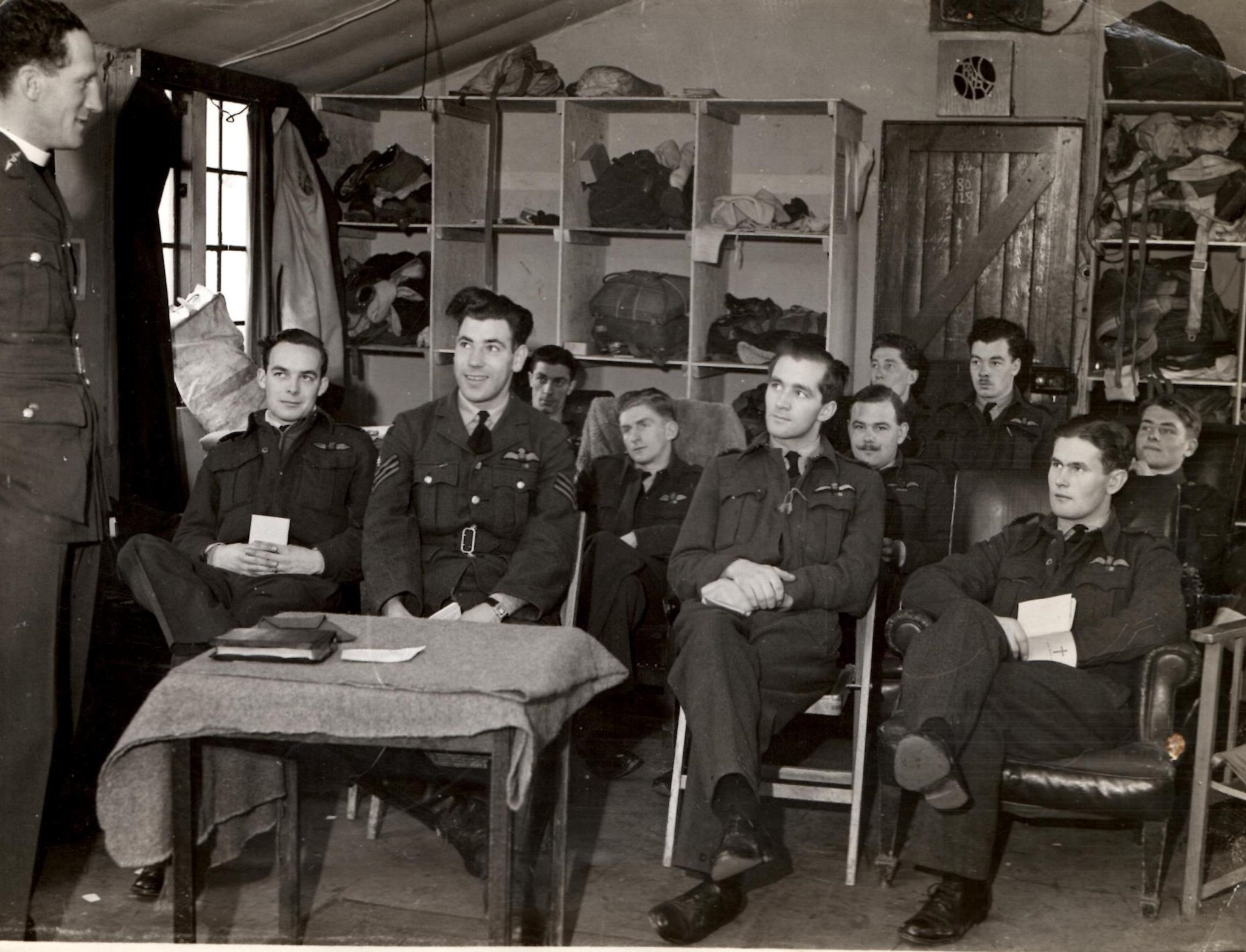 Chaplain's Briefing No Other Detail