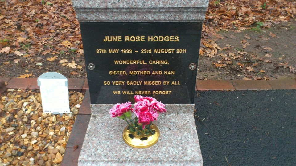 moms grave in west bromwich crem
