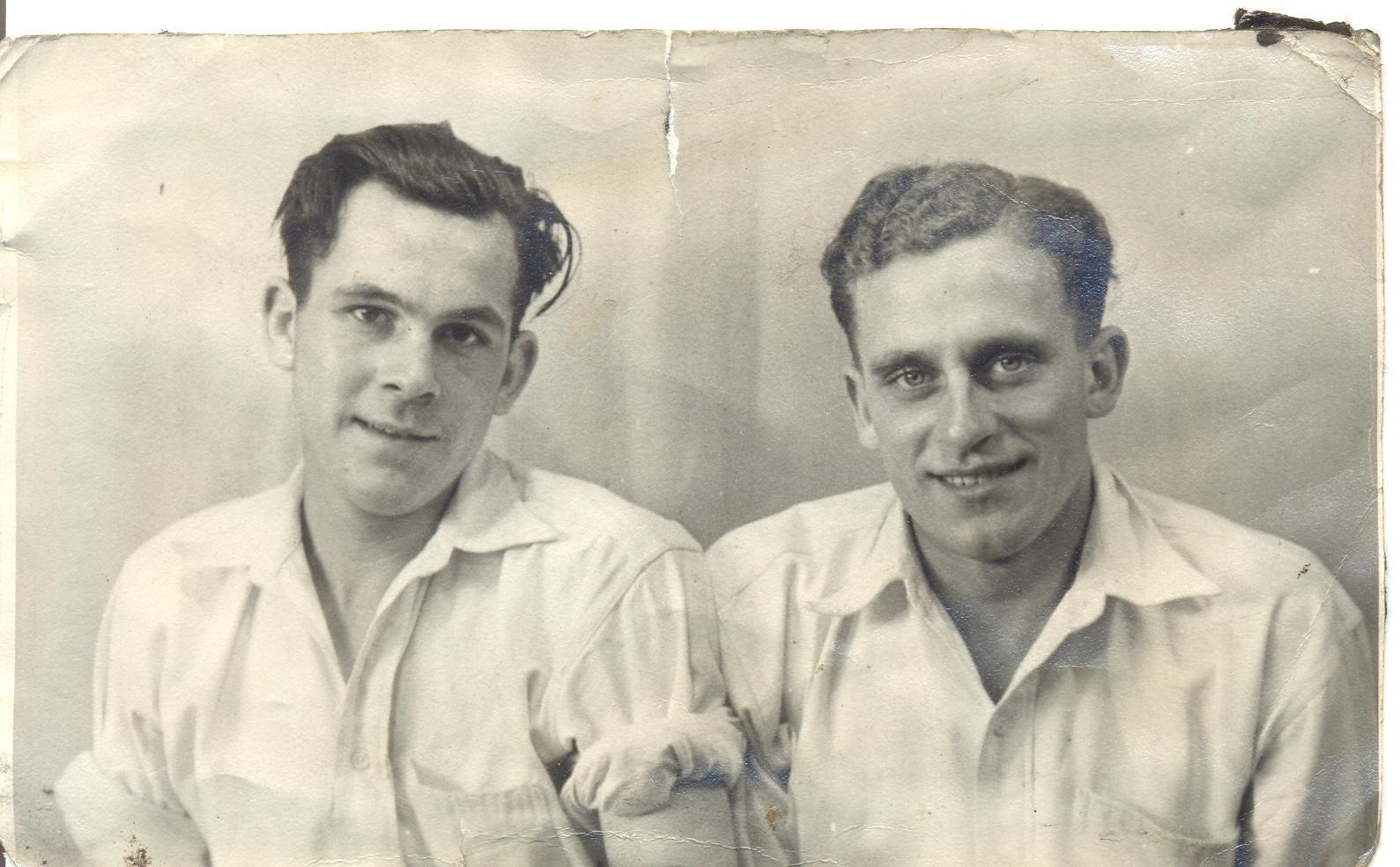 Dad and Uncle Jack (Brother)