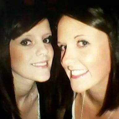 My sister and me x