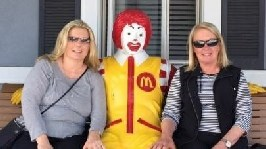Helping Ronald McDonald House