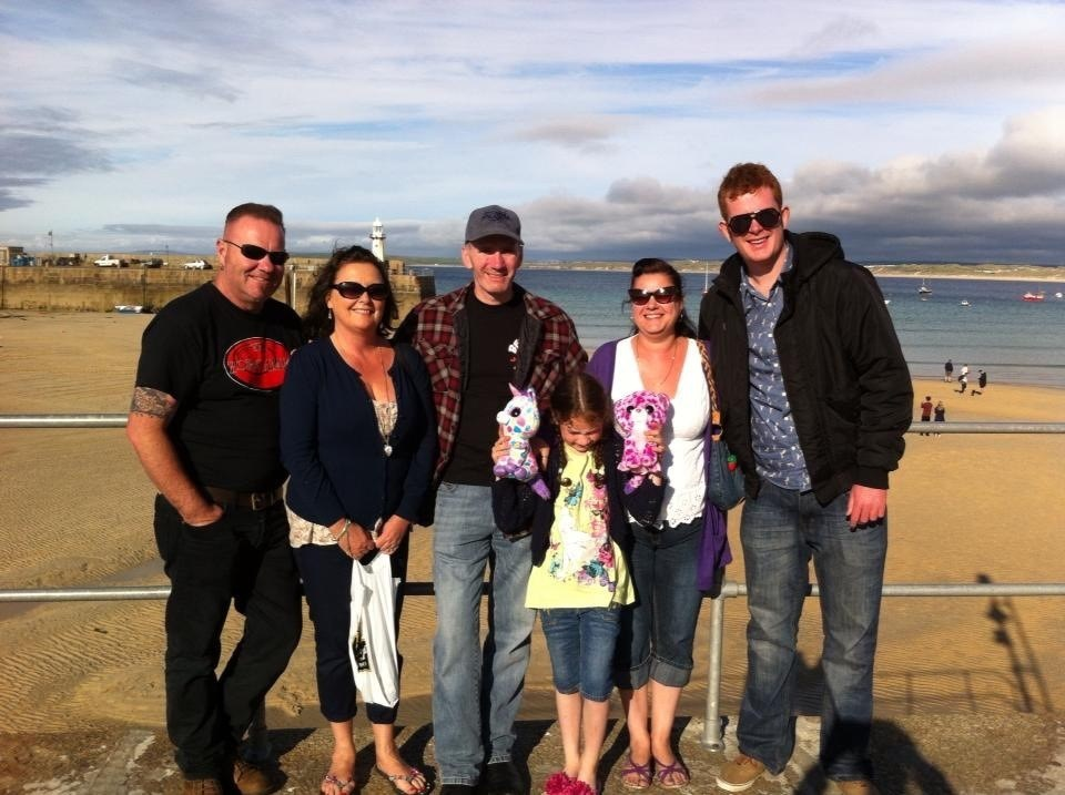 St Ives with Rich and Dilys