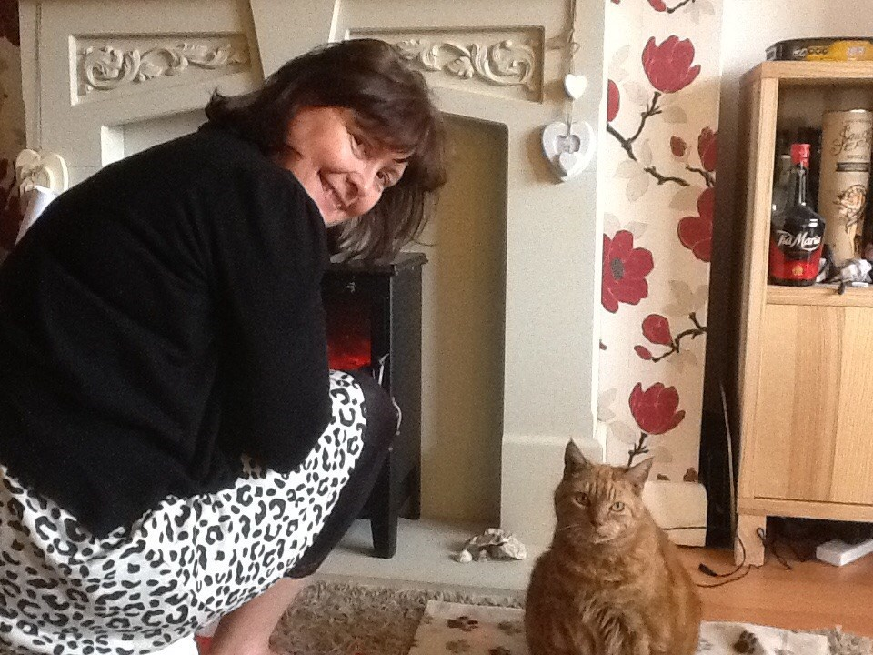Mum and Toffee