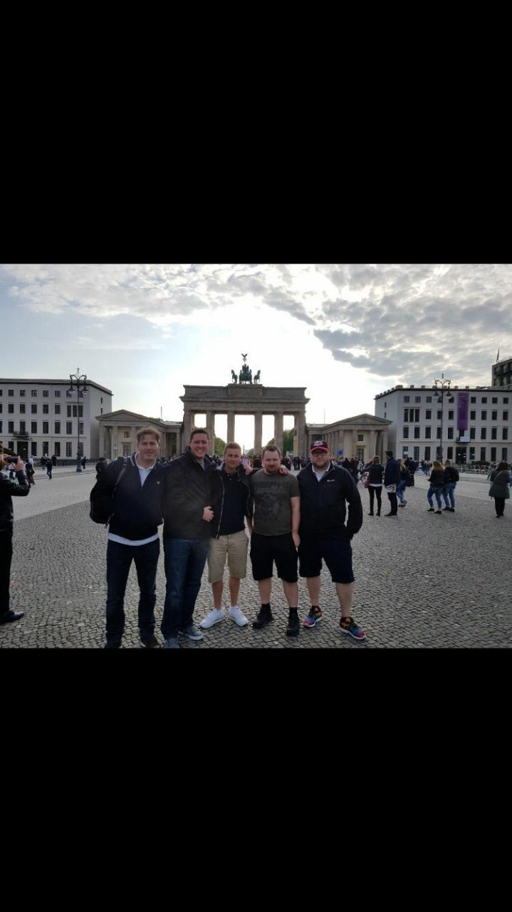 James' 40th birthday trip to Germany. What a great time we all had.