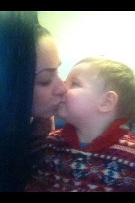 Lydia and Mason x A kiss that will last forever.xxxx