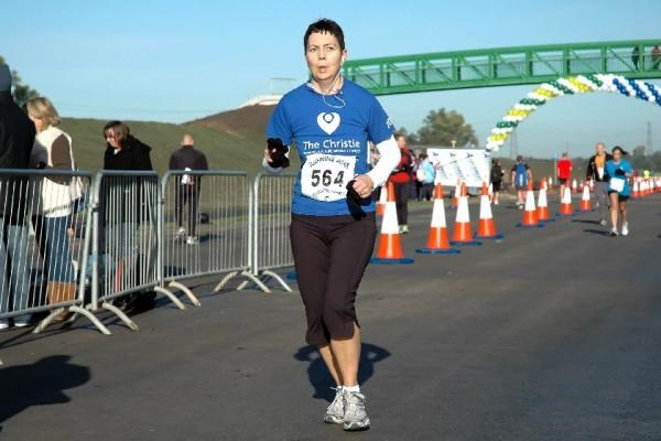 Alderley Edge Bypass Run - 24th October 2010 - nearly there!! Lots of love xxx