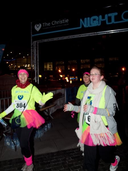 The Christies Night of Neon Walk 2010 - thinking of you so much!!!xxx