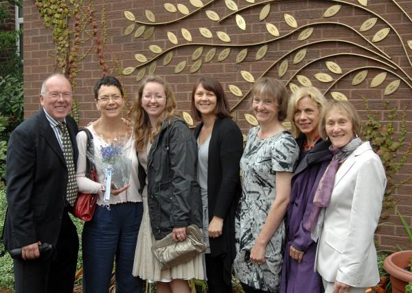 Hope Tribute Ceremony at the Christie - 16th July 2011 - with lots of love xxxxxx