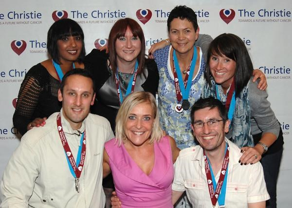 Runners' Reception @ the Christie - July 2011 - all my love xxx