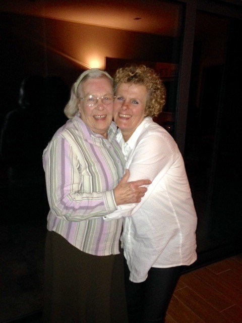Going to miss my lovely Mummy hugs.x