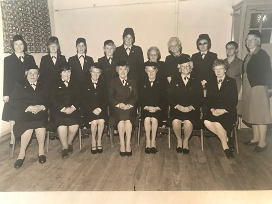 County and Division Commissioners c 1970