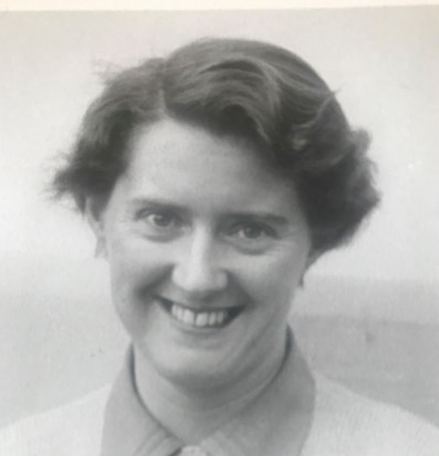 a young teacher in 1946