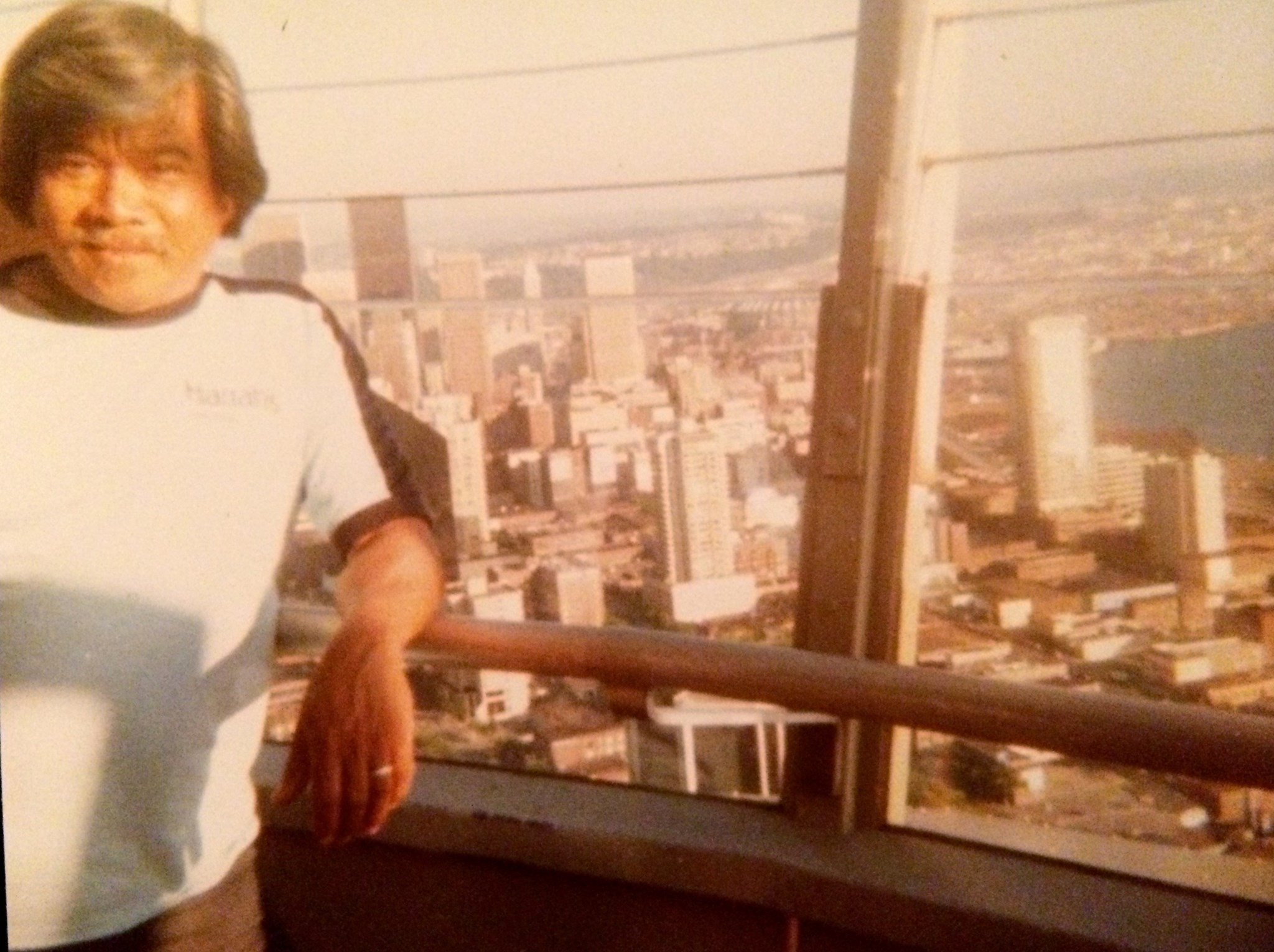 Atop Seattle 1979