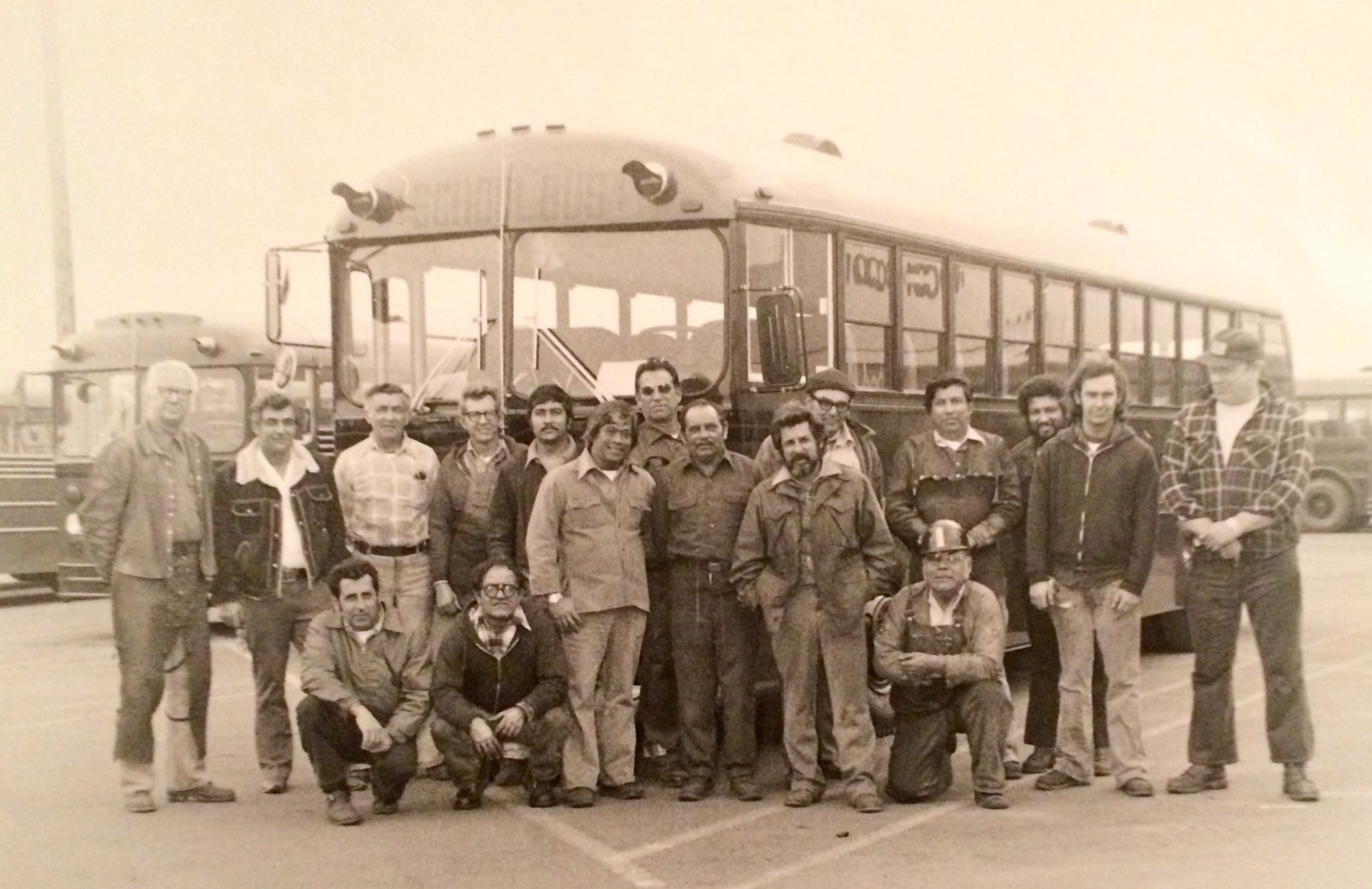Many Years of Work at Gillig Corporation