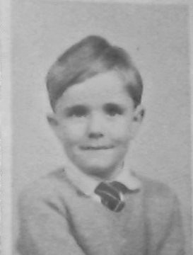 My dad as a young child.
