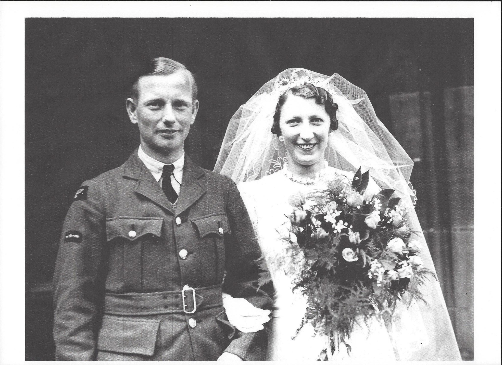 Mum & Dad wedding 1.6.1940