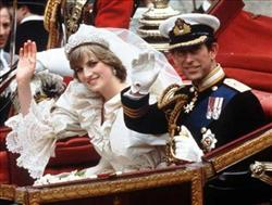 Charles and Diana - Royal wedding