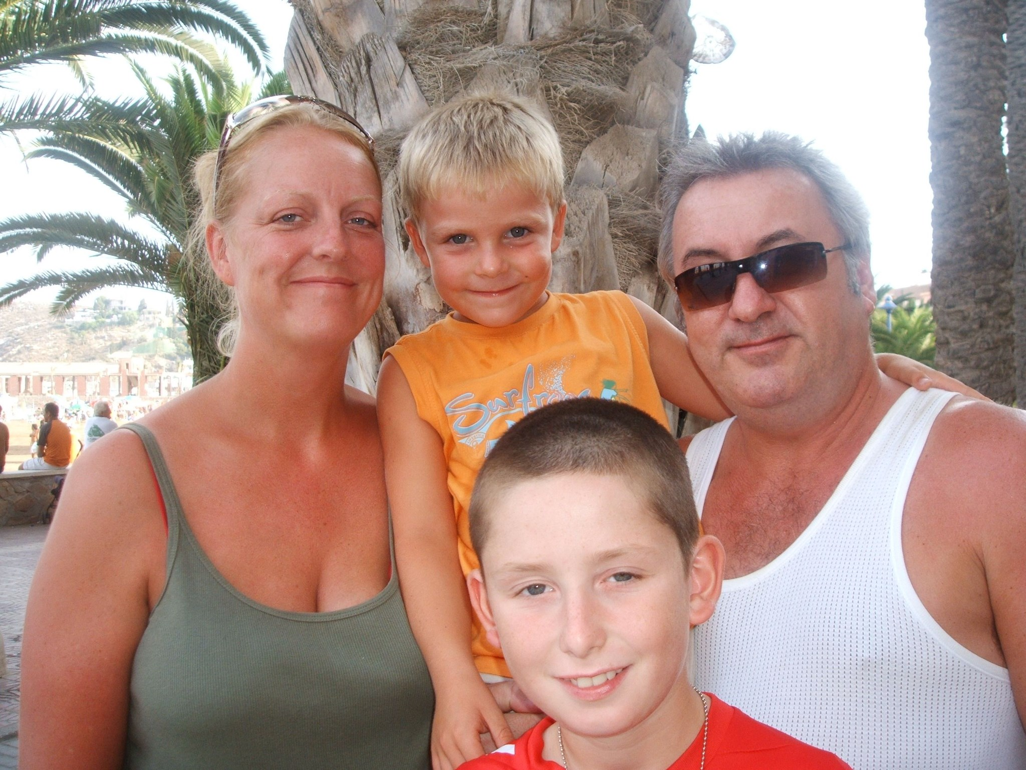nicky, max, robbie and jack