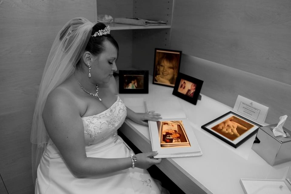 My beautiful best friend Gemma, I had you with me on the most important day of my life xx